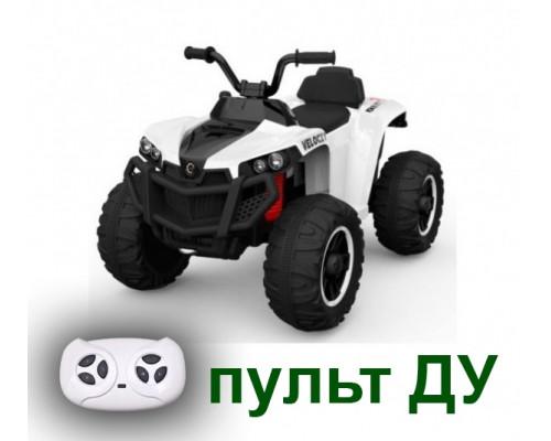 Детский квадроцикл Joy Automatic BJS888 BRP белый