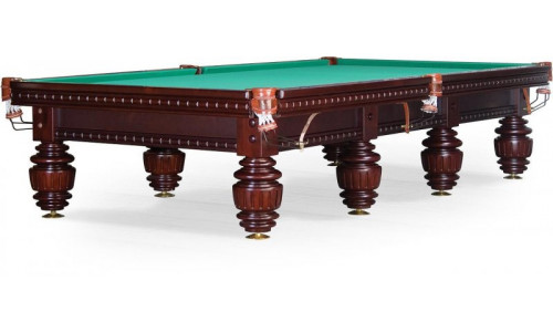Бильярдный стол для русского бильярда «Turnus II» 11 ф (махагон)