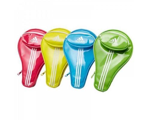 Чехол для ракетки настольного тенниса Adidas Сингл бек Стайл желтая
