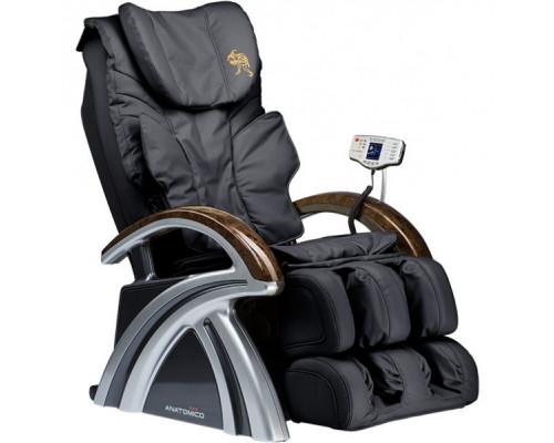 Массажное кресло Anatomico Amerigo черное