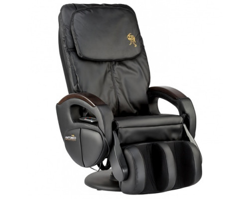Массажное кресло Anatomico Leonardo черное