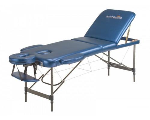 Массажный стол Anatomico Breeze синий