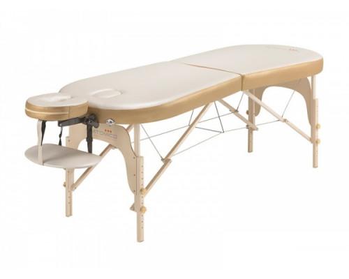 Массажный стол Anatomico Dolce золотой