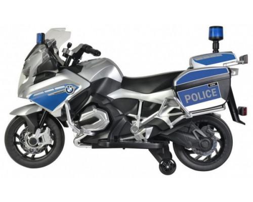 Детский мотобайк Barty BMW R1200RT-P Police Motоbaike Z212 белый