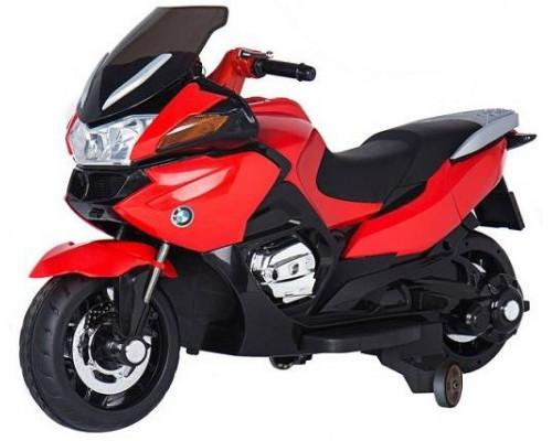 Детский мотобайк Barty М007АА (HZB118) красный
