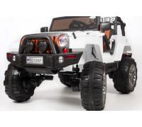 Электромобиль Barty Jeep Т010МР белый