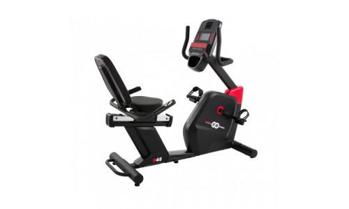 Домашний горизонтальный велотренажер CardioPower R45
