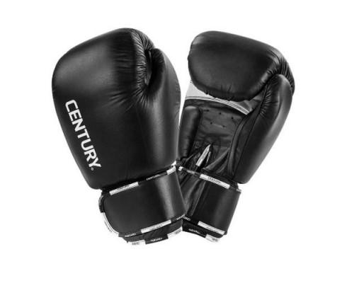 Кожаные боксерские перчатки Century Creed 20