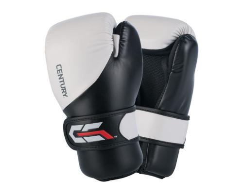 Перчатки спарринговые Century C-Gear WHITE/BLACK L