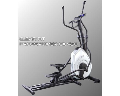 Эргометр с компьютером Clear Fit CrossPower CX 450