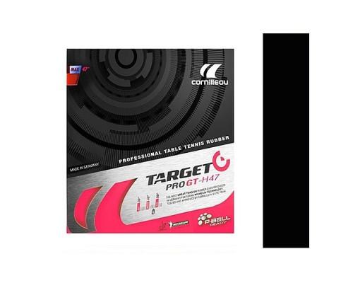 Гладкая накладка Cornilleau Target Pro GT H 47 max (черный)
