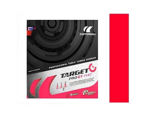 Гладкая накладка Cornilleau Target Pro GT H 47 max (красный)