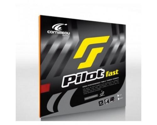 Мягкая накладка Cornilleau Pilot Fast 40 2,2 (черный)