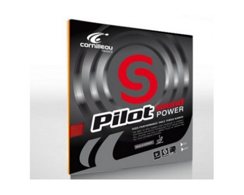 Накладка для начинающих игроков Cornilleau Pilot Sound Power 35 2,2 (черный)