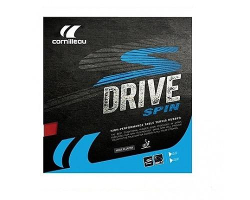 Накладка на ракетку Cornilleau Drive Spin 40 2,0 (черный)