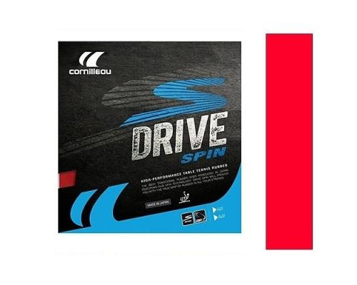Накладка на ракетку Cornilleau Drive Spin 40 2,0 (красный)