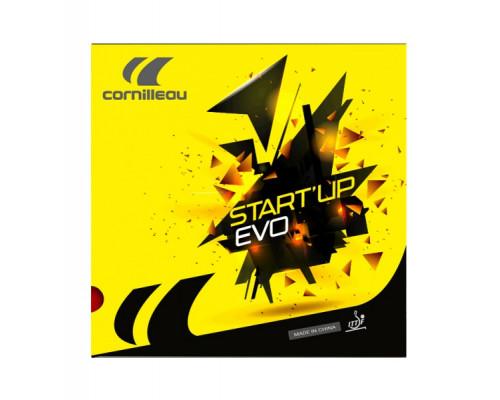 Накладка на ракетку Cornilleau Start Up EVO 1,8 (красный)