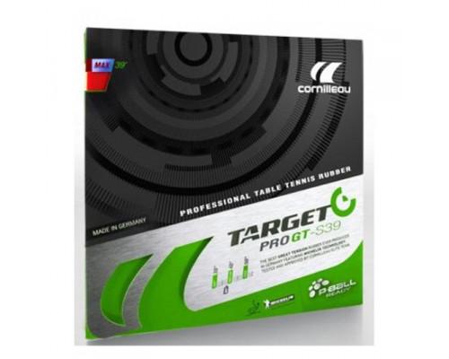 Накладка на ракетку Cornilleau Target Pro GT S 39 max (красный)