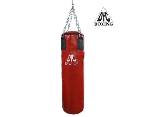 Боксёрский мешок DFC HBPV3.1 красный
