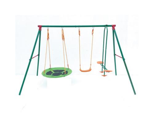 Детский комплекс с качелями DFC MSG-01