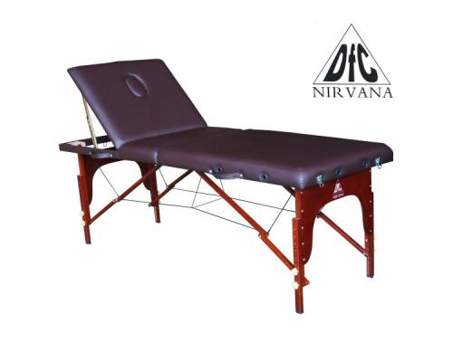 Коричневый массажный стол DFC Nirvana Relax Pro TS3022_B1