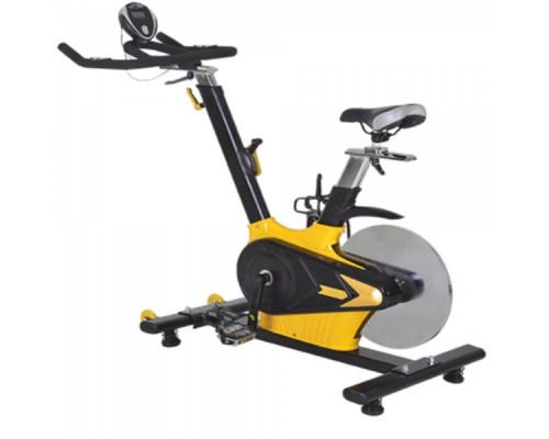 Велотренажер домашний DFC B10 черно-желтый