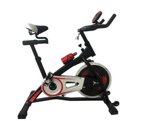 Велотренажер домашний DFC B8301 черно-красный