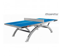 Теннисный стол с металлической сеткой Donic OUTDOOR SKY