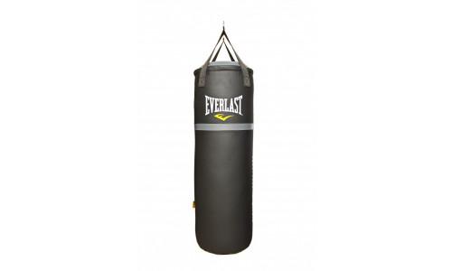 Боксерский классический мешок Everlast Rev100, 30 кг черный Everlast 14083