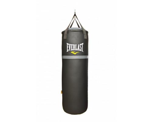 Боксерский классический мешок Everlast Rev100, 30 кг черный