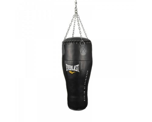 Боксерский мешок с цепью Everlast Angle (100х45 см, 27 кг)