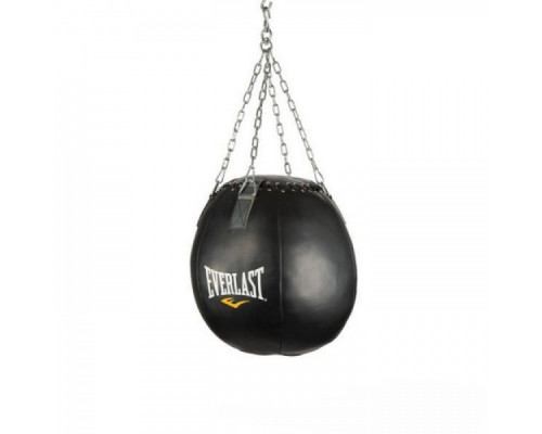 Боксерский мешок с цепью Everlast Body (60х56 см, 36 кг)