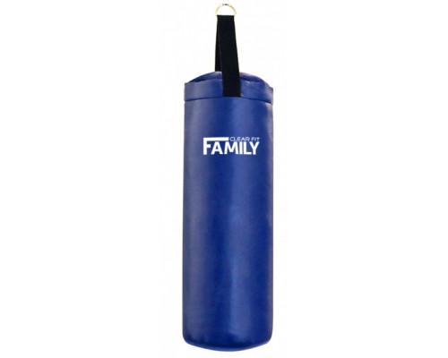Синий мешок для бокса FAMILY DZB 02-40