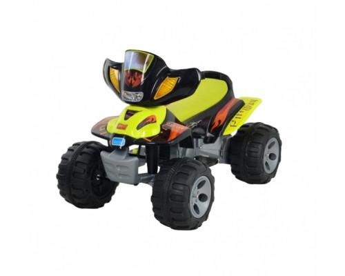 Квадроцикл 12V Farfello А22 желтый