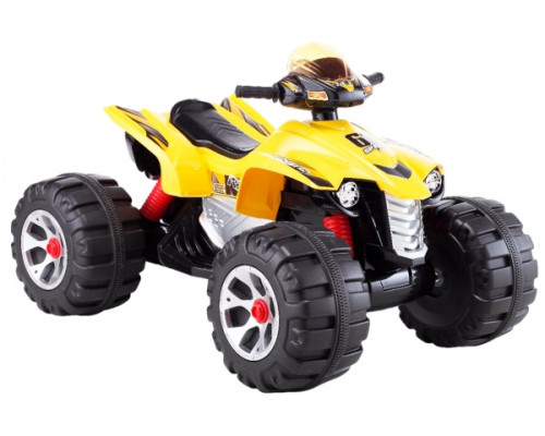 Квадроцикл 12V Farfello JS318  желтый