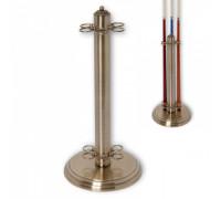 Киевница напольная Fortuna Billiard Equipment Gloria Bronze для 6 киев