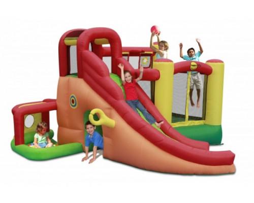 Детский надувной батут Happy Hop Игровой Центр 11 в 1 9406N