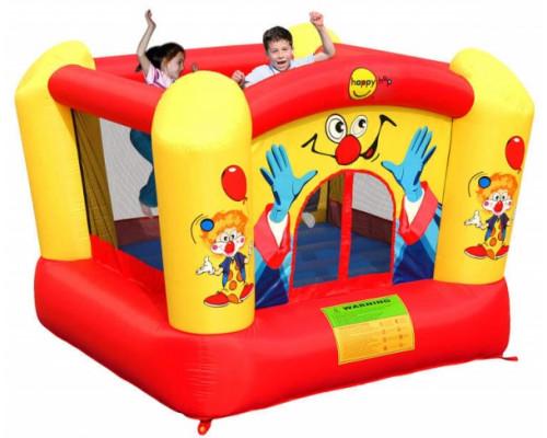 Детский надувной батут Happy Hop Веселый Клоун 9320