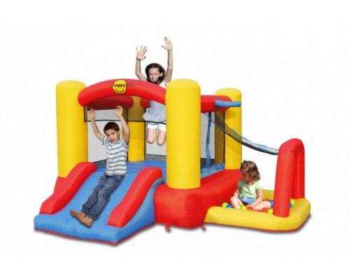 Надувной игровой центр Happy Hop 4 в 1 9450