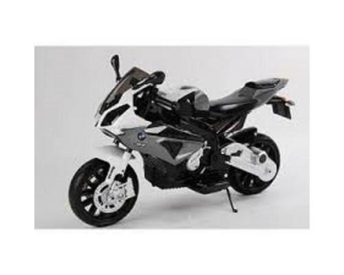 Детский электрический мотоцикл Joy Automatic JT528 серый