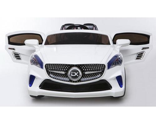 Детский электромобиль Joy Automatic 007BJF Mercedes S белый LUX