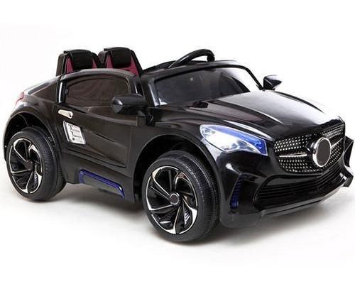 Детский электромобиль Joy Automatic 007BJF Mercedes S черный LUX