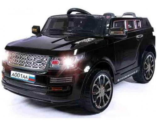 Детский электромобиль Joy Automatic A198 Rover черный