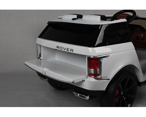 Детский электромобиль Joy Automatic BJ6628 Rover Vogue белый