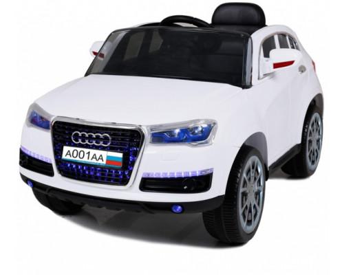 Детский электромобиль Joy Automatic BJ805 Audi Q белый