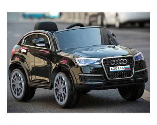 Детский электромобиль Joy Automatic BJ805 Audi Q черный металлик