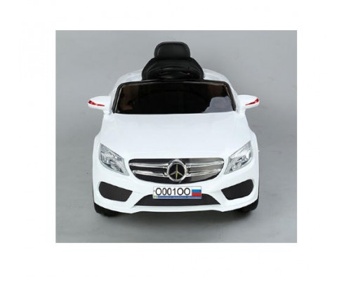 Детский электромобиль Joy Automatic BJ815 Mercedes Cabrio белый