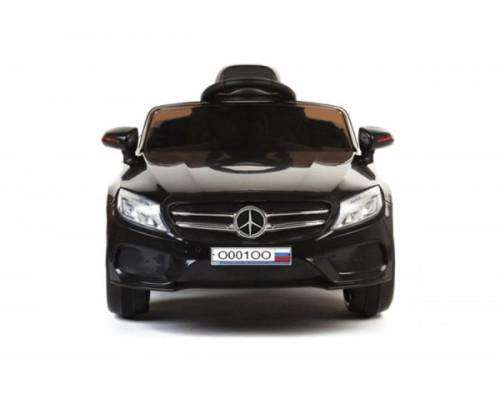 Детский электромобиль Joy Automatic BJ815 Mercedes Cabrio черный
