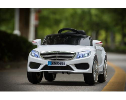 Детский электромобиль Joy Automatic BJ825 Mercedes C белый