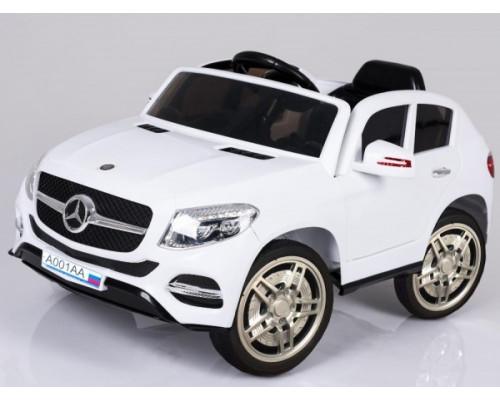Детский электромобиль Joy Automatic BJ858 Mercedes GLE белый